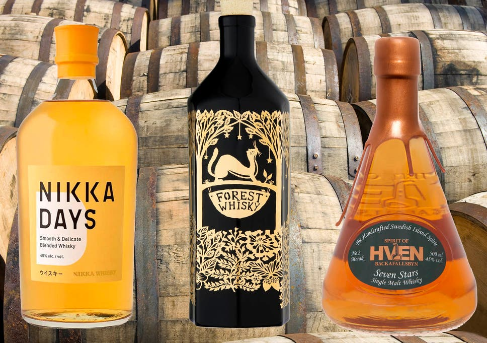 Best world whisky: From Japan to Sweden, find the perfect