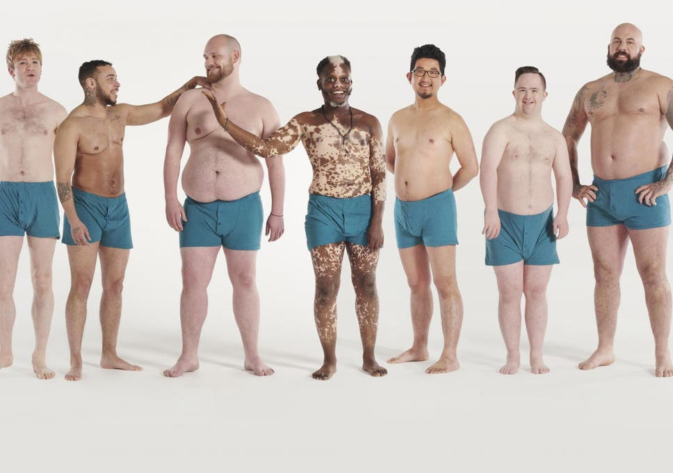 Mental Health Awareness Week: Manual campaign challenges male body