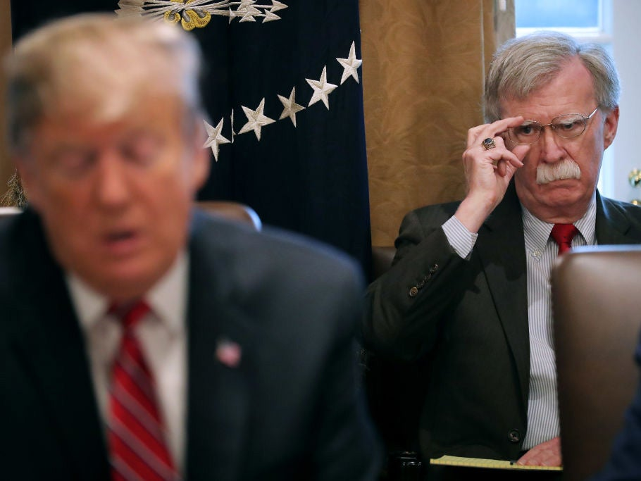 Trump considering sending 120,000 troops to Middle East as Iran tensions heighten, report suggests