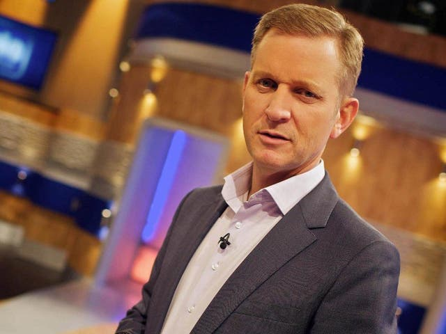 Jeremy Kyle is yet to comment about the death of Steve Dymond