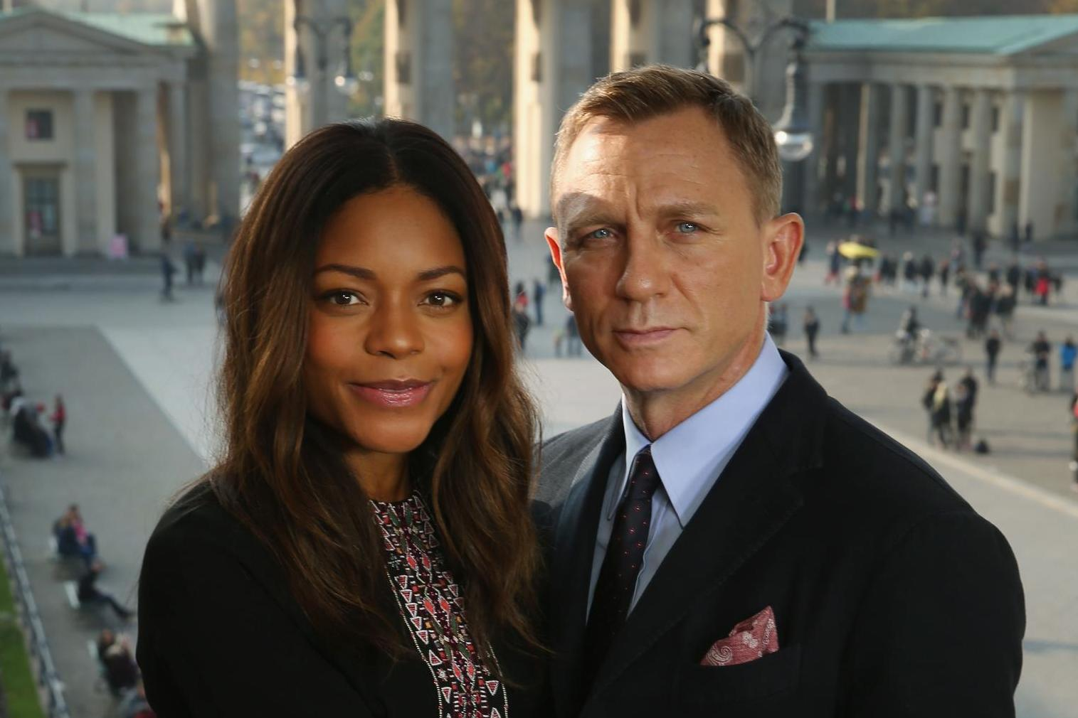 Bond 25 may not be Daniel Craig's last film as 007, co-star Naomie Harris hints