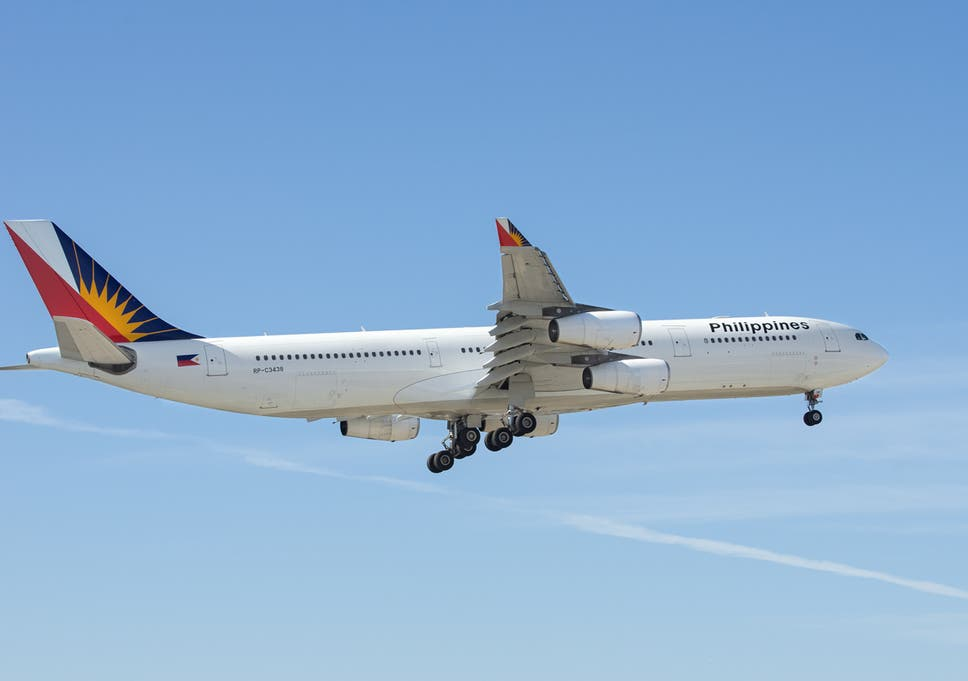 Philippine Airlines flight makes emergency landing after