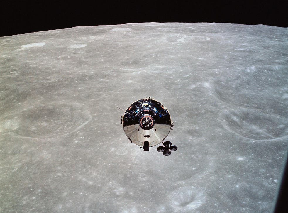 Apollo 10 was the dry run for the moon landing