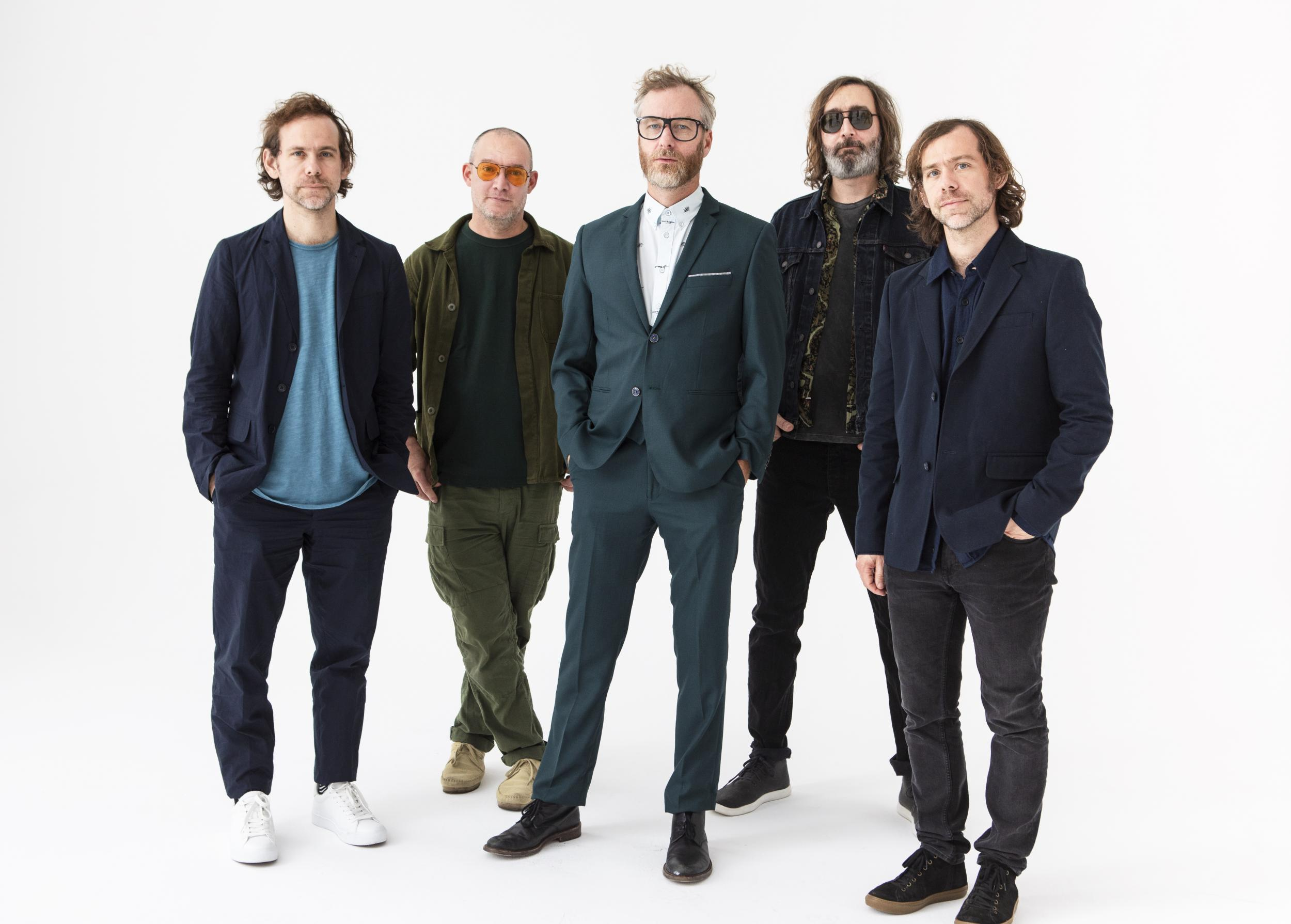 The National interview: 'Love songs are more political than anything else'