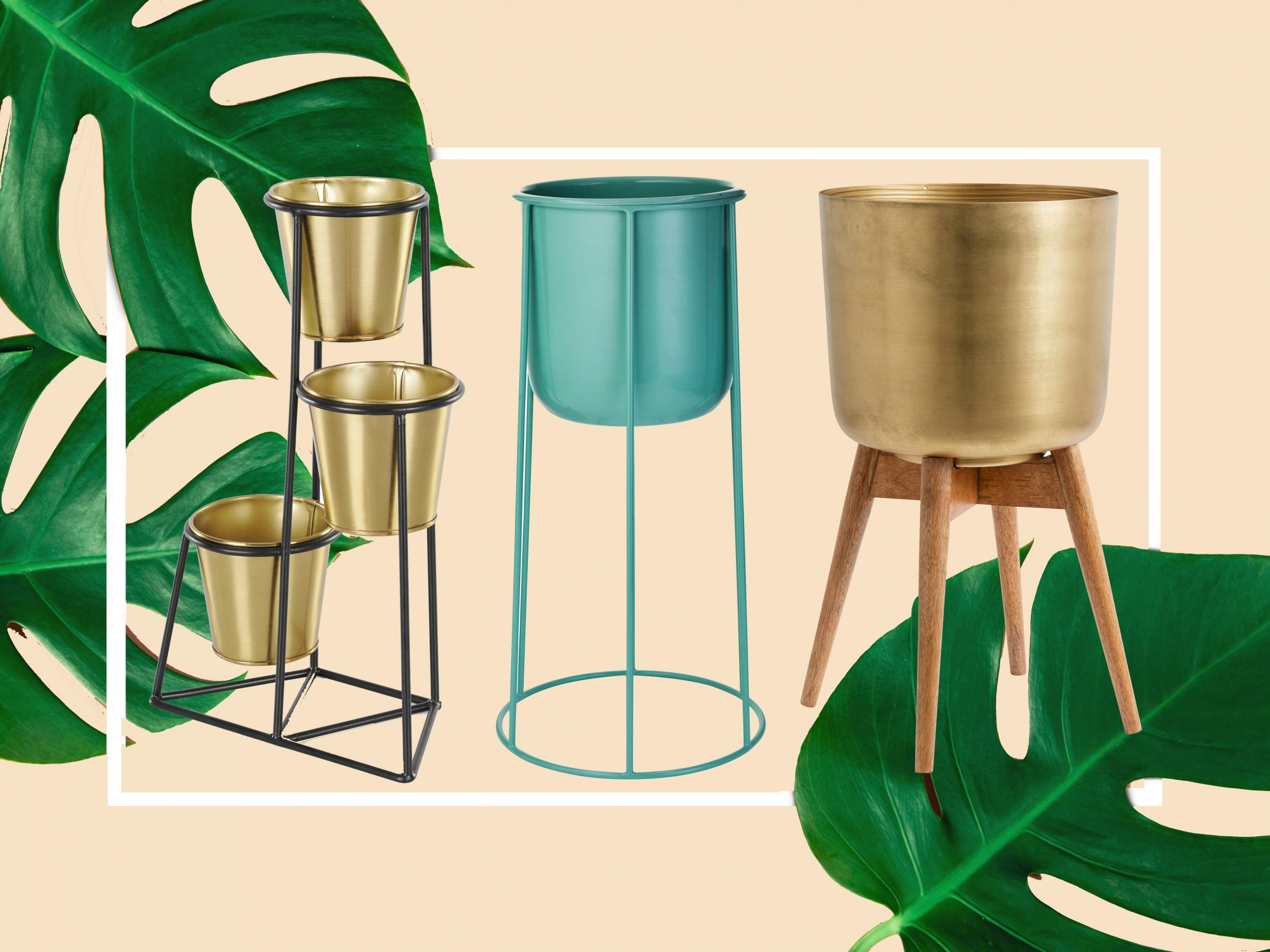 Best Indoor Plant Stands Tiered Planters Baskets And