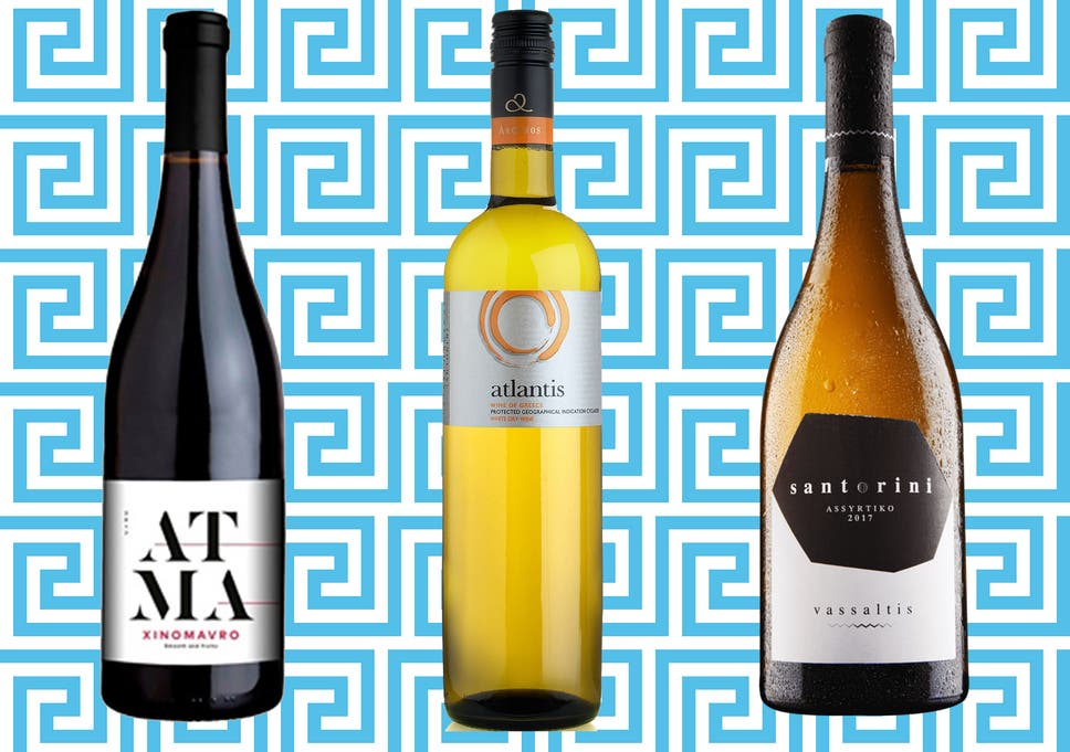 Best greek wine: Red, white and sweet choices to remind you of