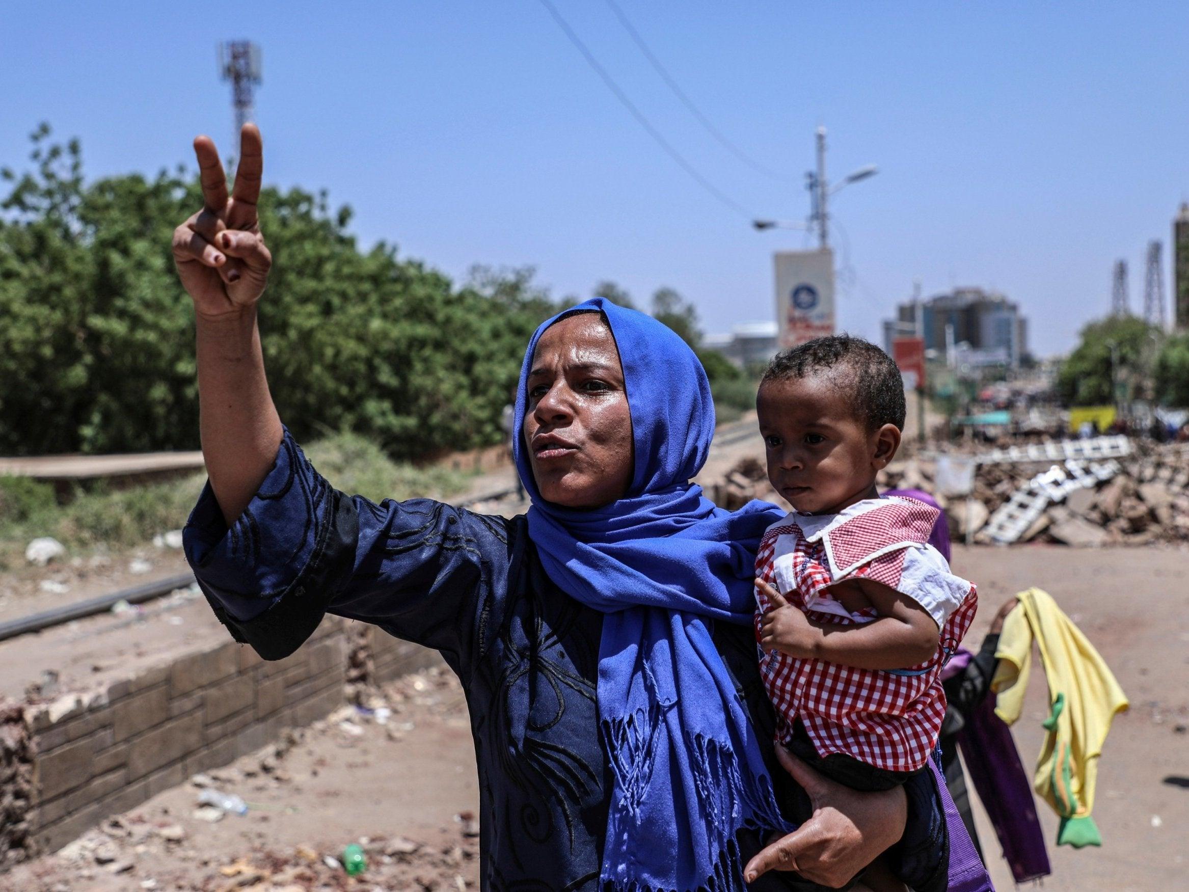 Call girl in Khartoum