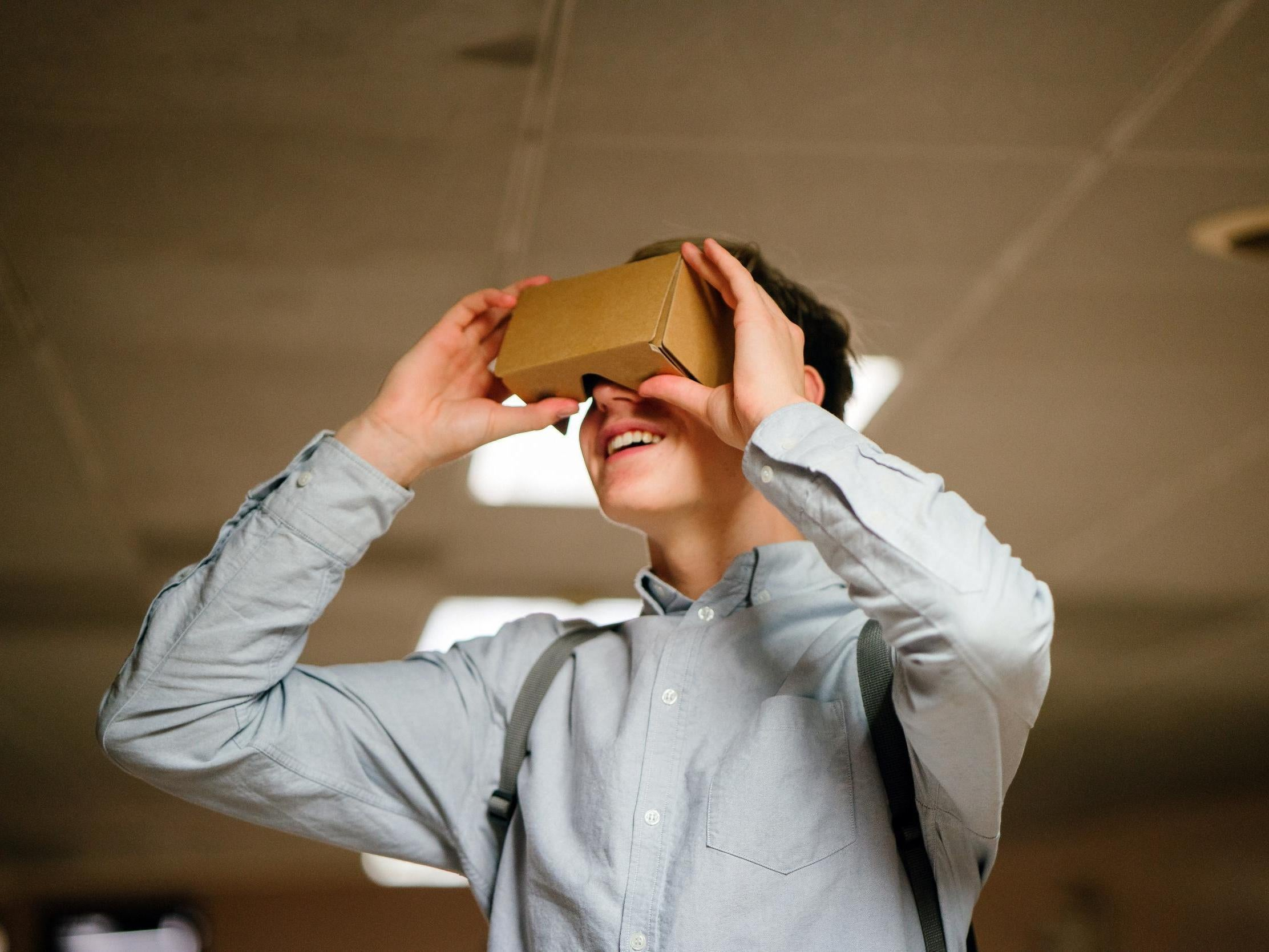 Virtual Reality has the potential to transform teaching and improve learning