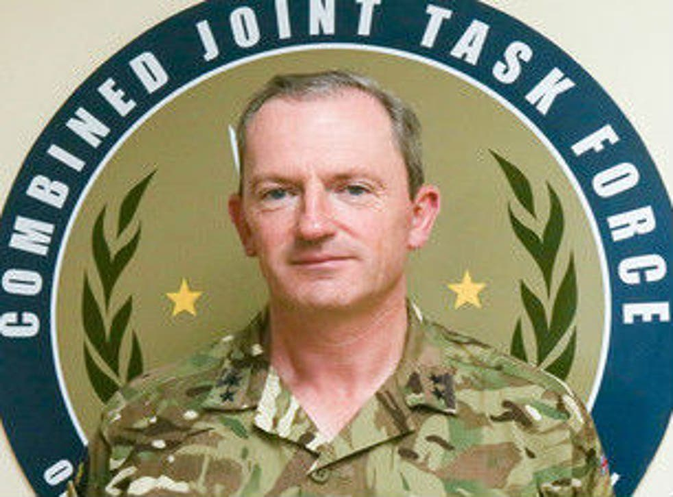 Maj Gen Chris Ghika has previously served in Northern Ireland, Kosovo and Afghanistan