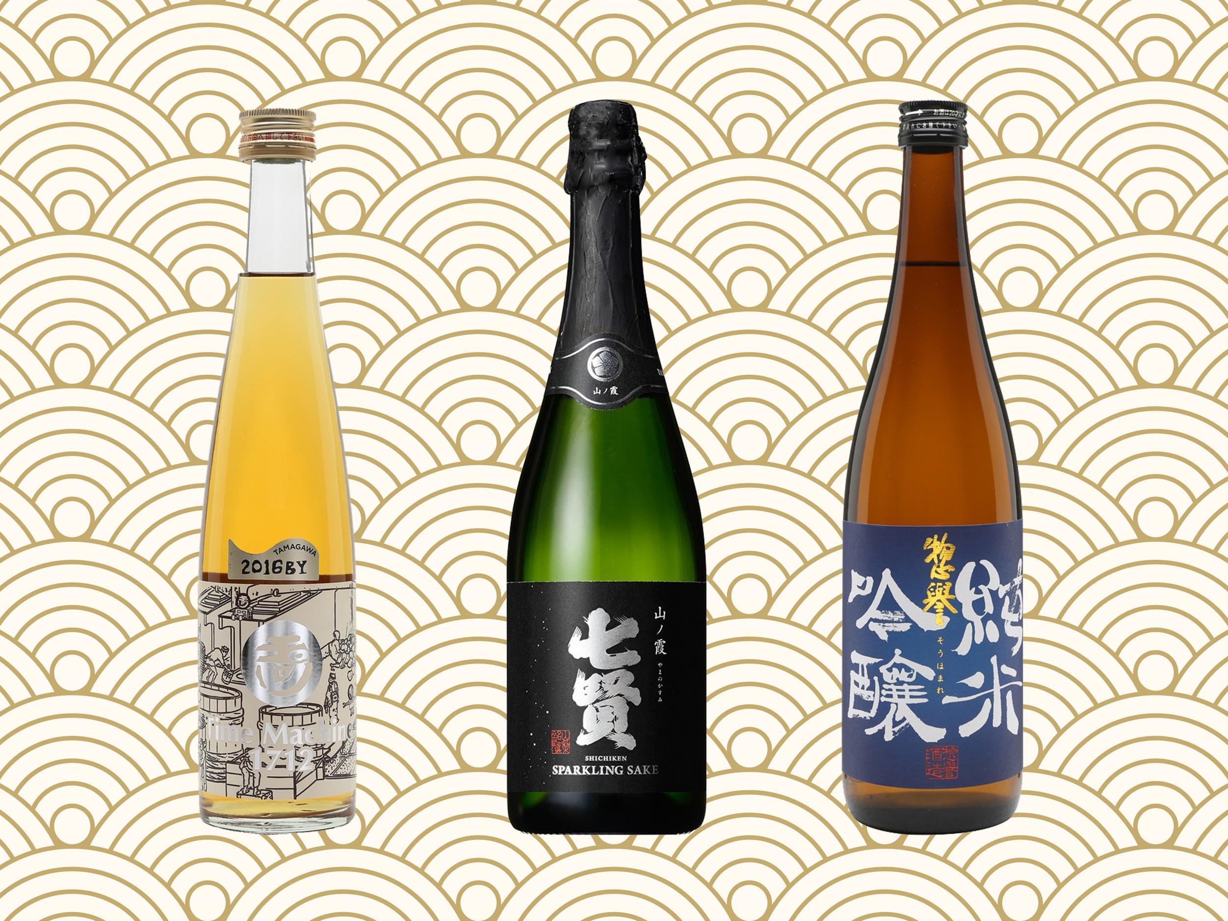 Best Sake Choose From Junmai Ginjo Honjozo And Daiginjo