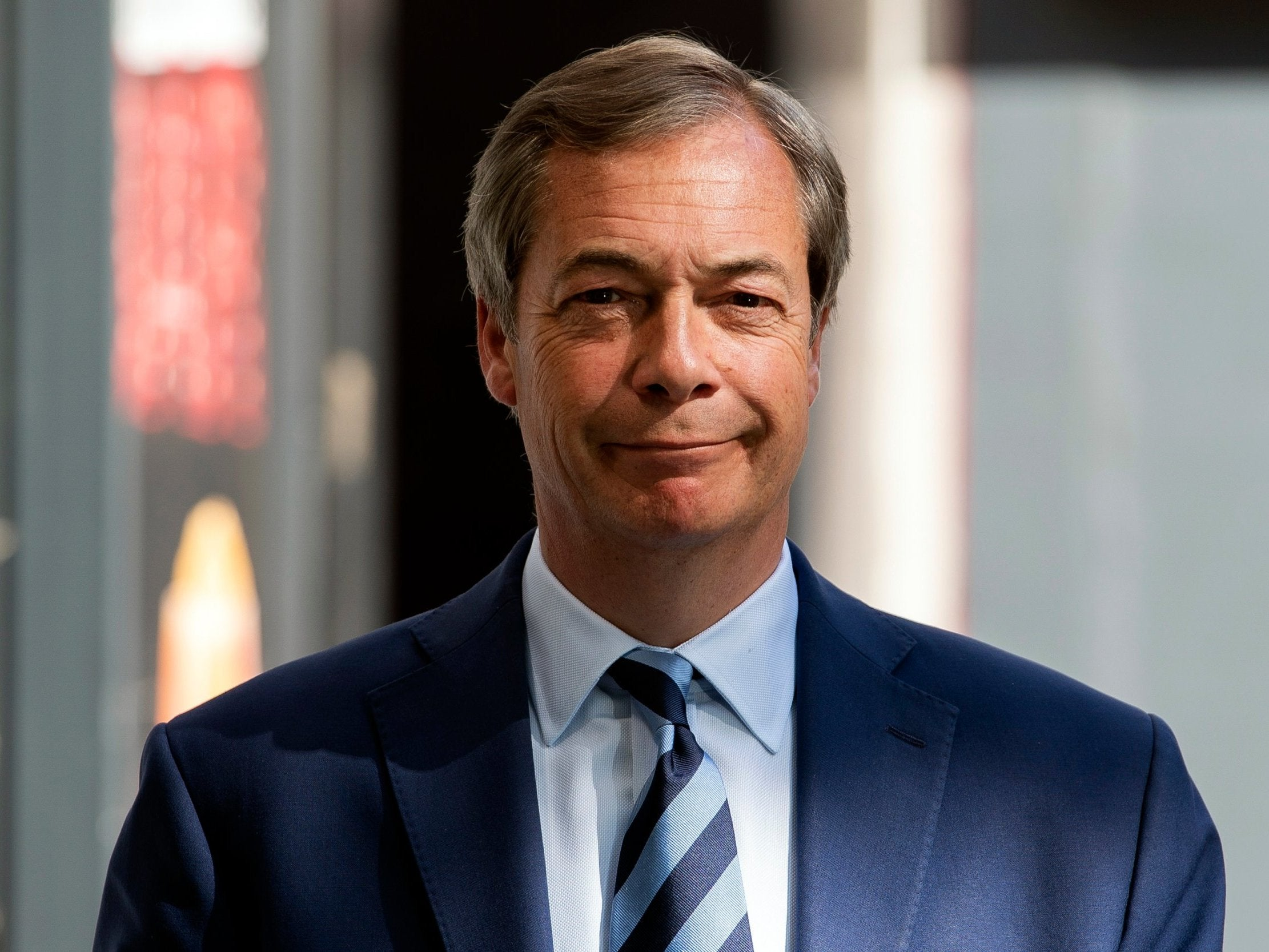 Nigel Farage won't meet me to debate Brexit because he's running scared – just like Theresa May