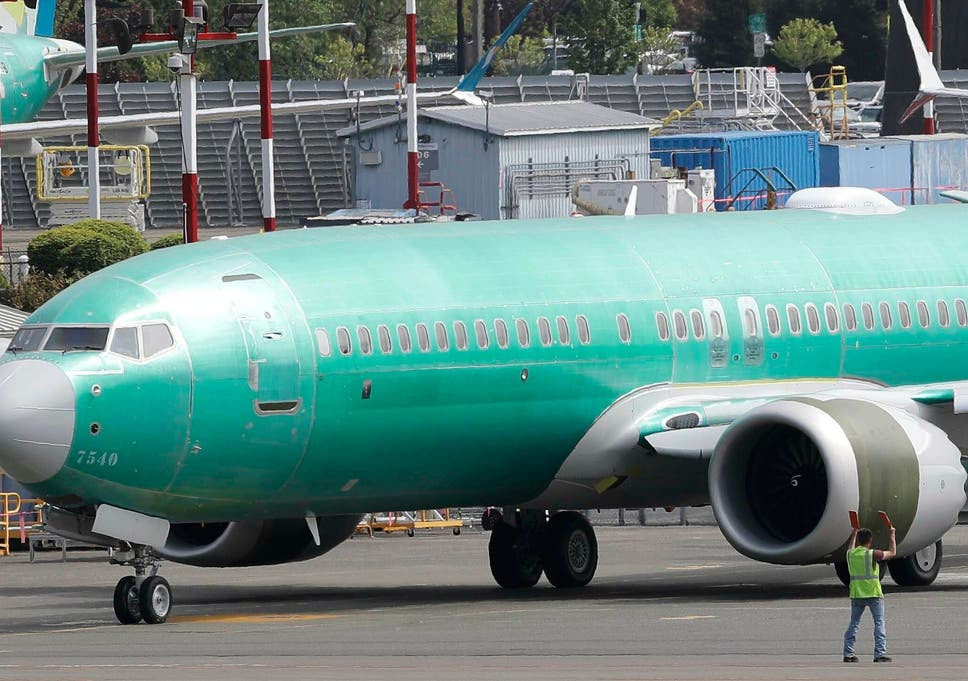Boeing 'resisted pilot's calls for action' on 737 Max planes before