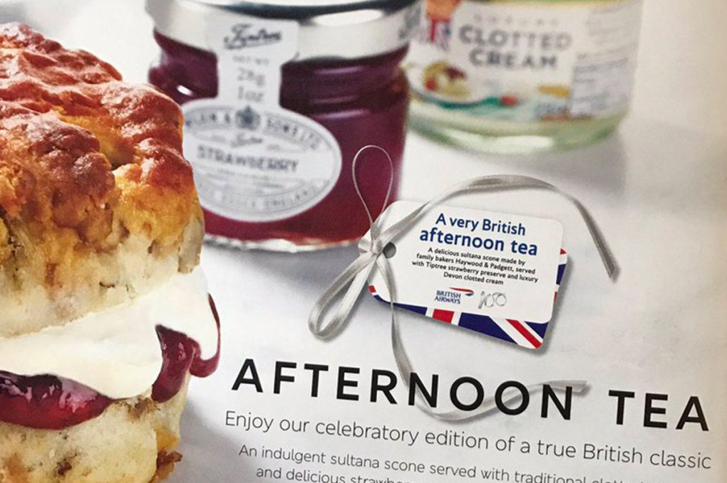 British Airways criticised for selling 'afternoon tea' that doesn't …