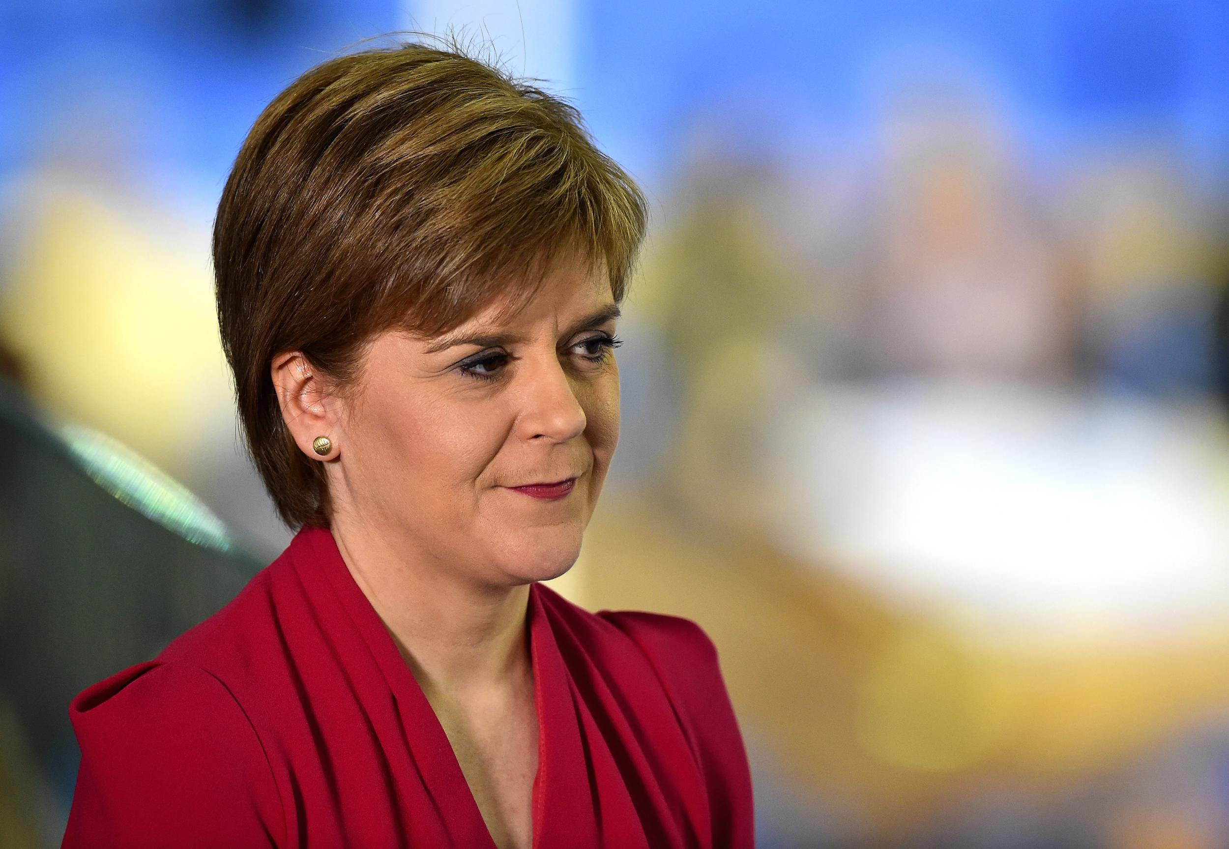 Nicola Sturgeon: SNP Leader Opens Up About Suffering From