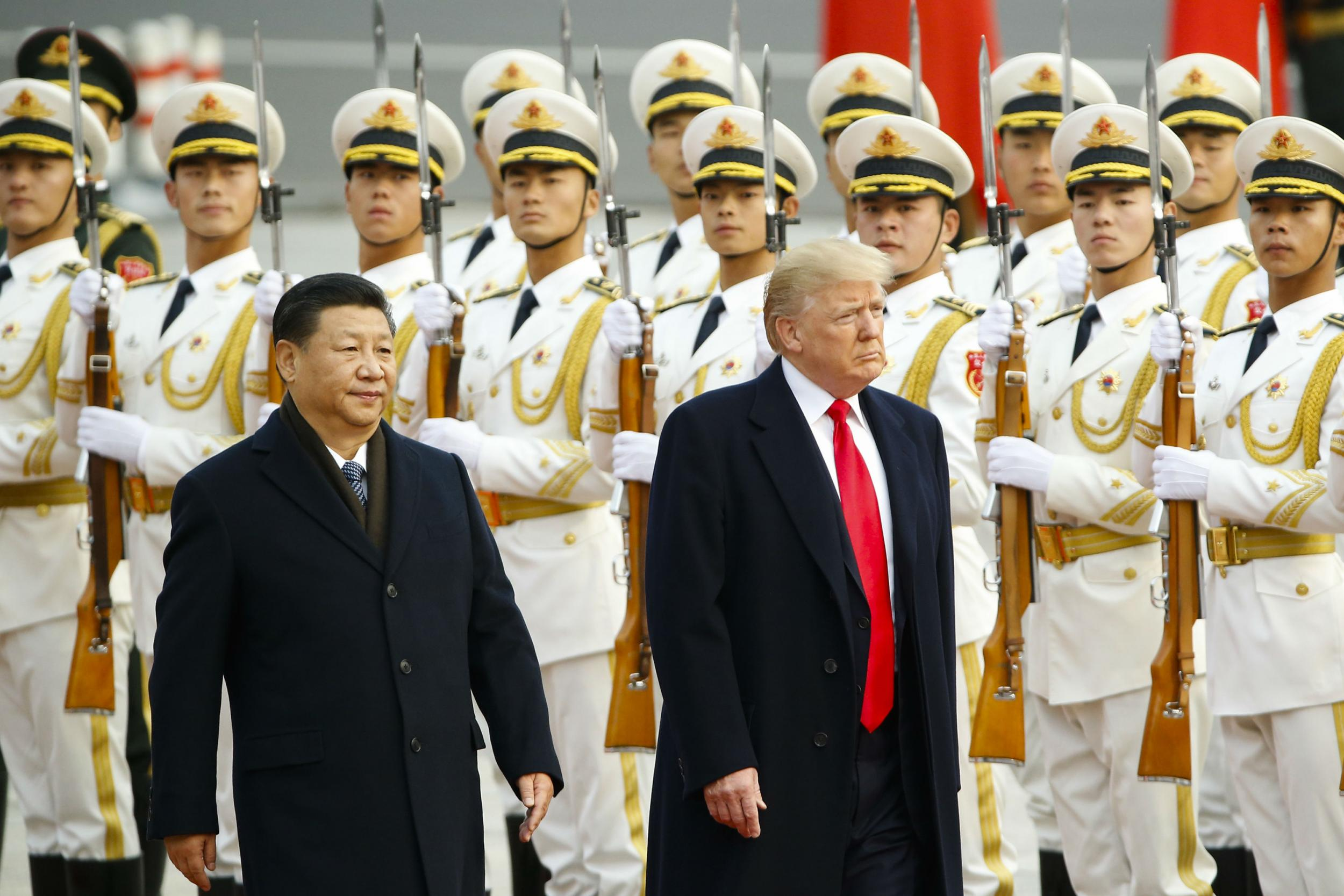 Donald Trump has finally bitten off more than he can chew in this trade war with China
