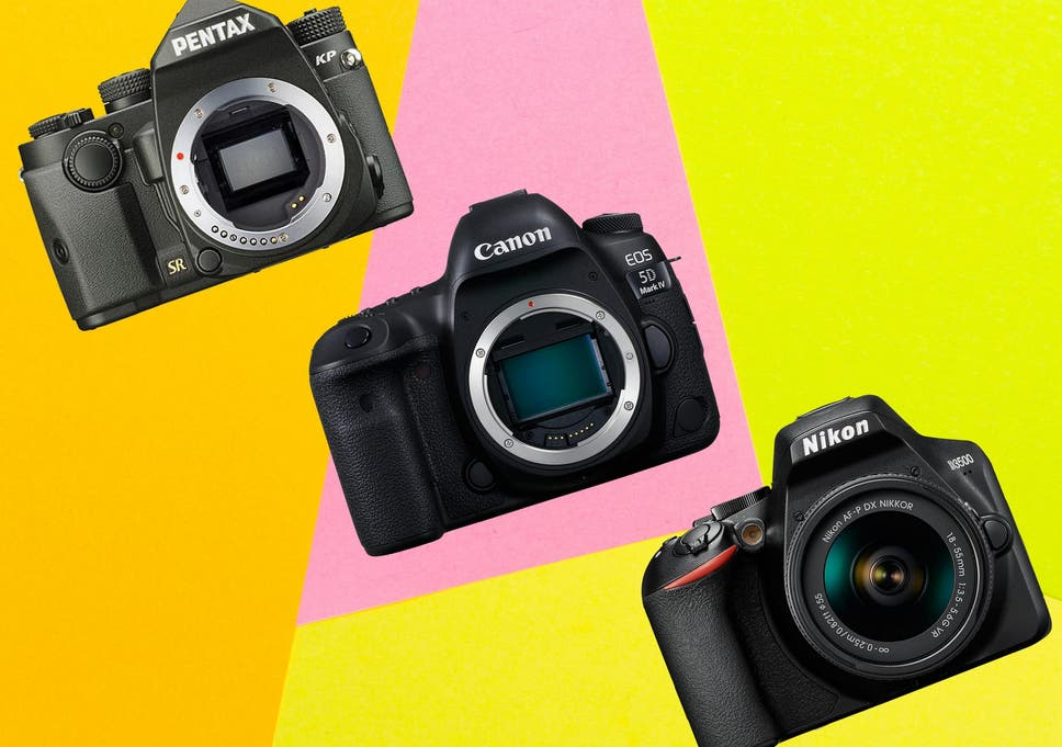 DSLR Cameras Are Usually Sold With The Camera Body Only To Give Greatest Flexibility When