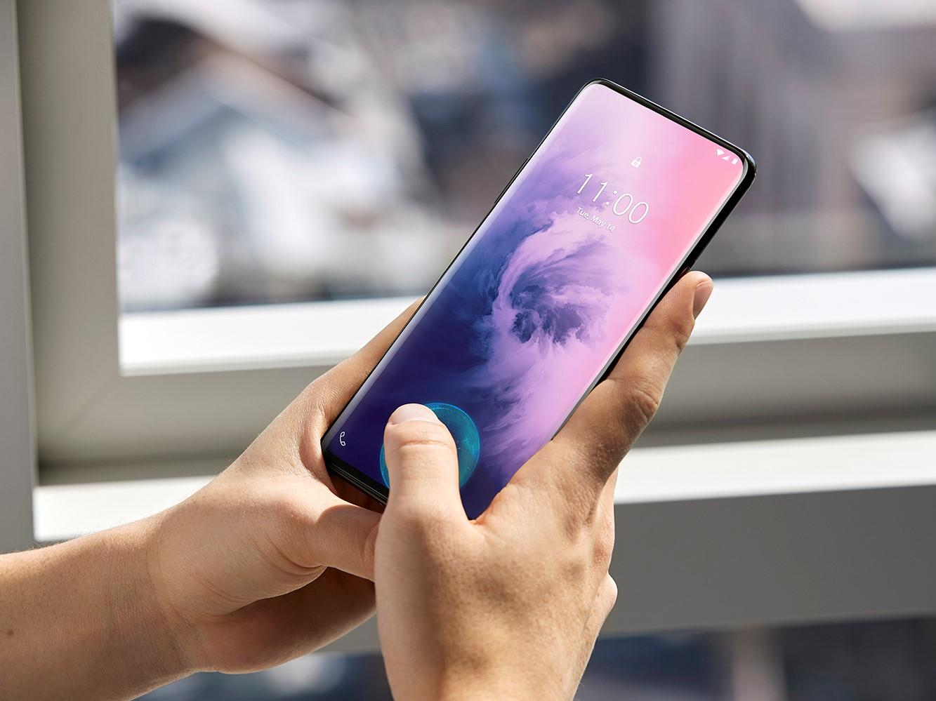 OnePlus 7 Pro: iPhone Rival Ditches the Notch to Reveal 'perfect' All-screen Phone