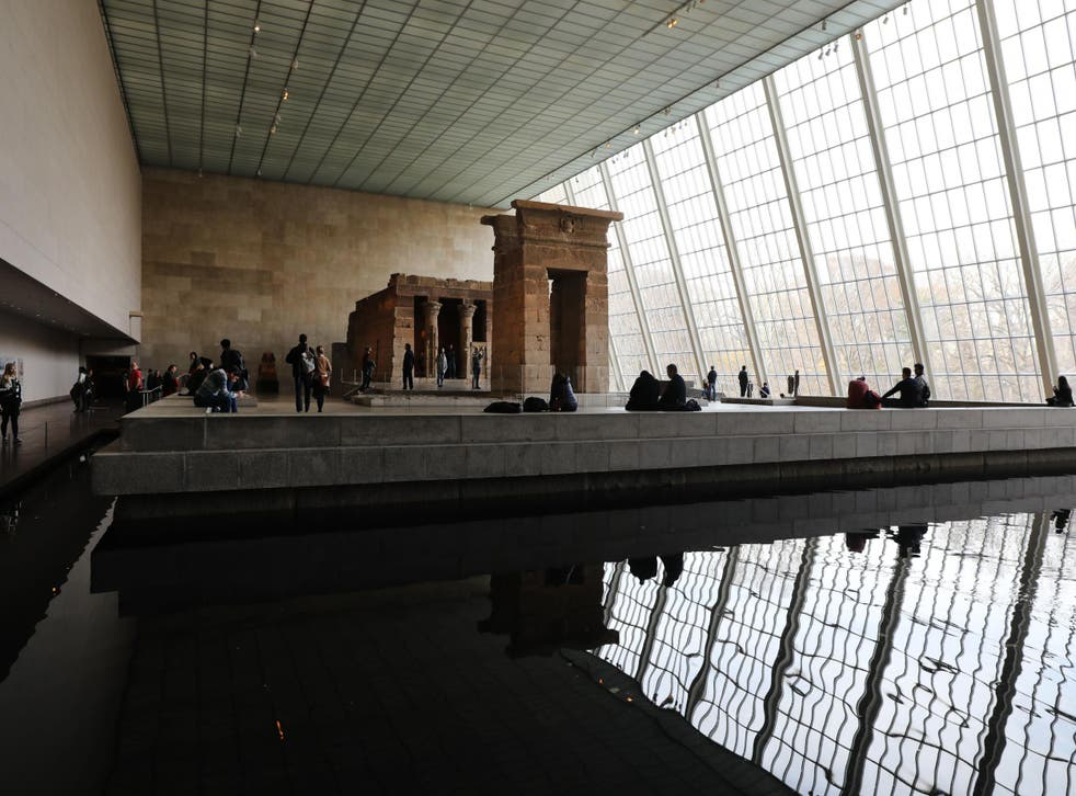 The Sackler Wing at the Metropolitan Museum of Art