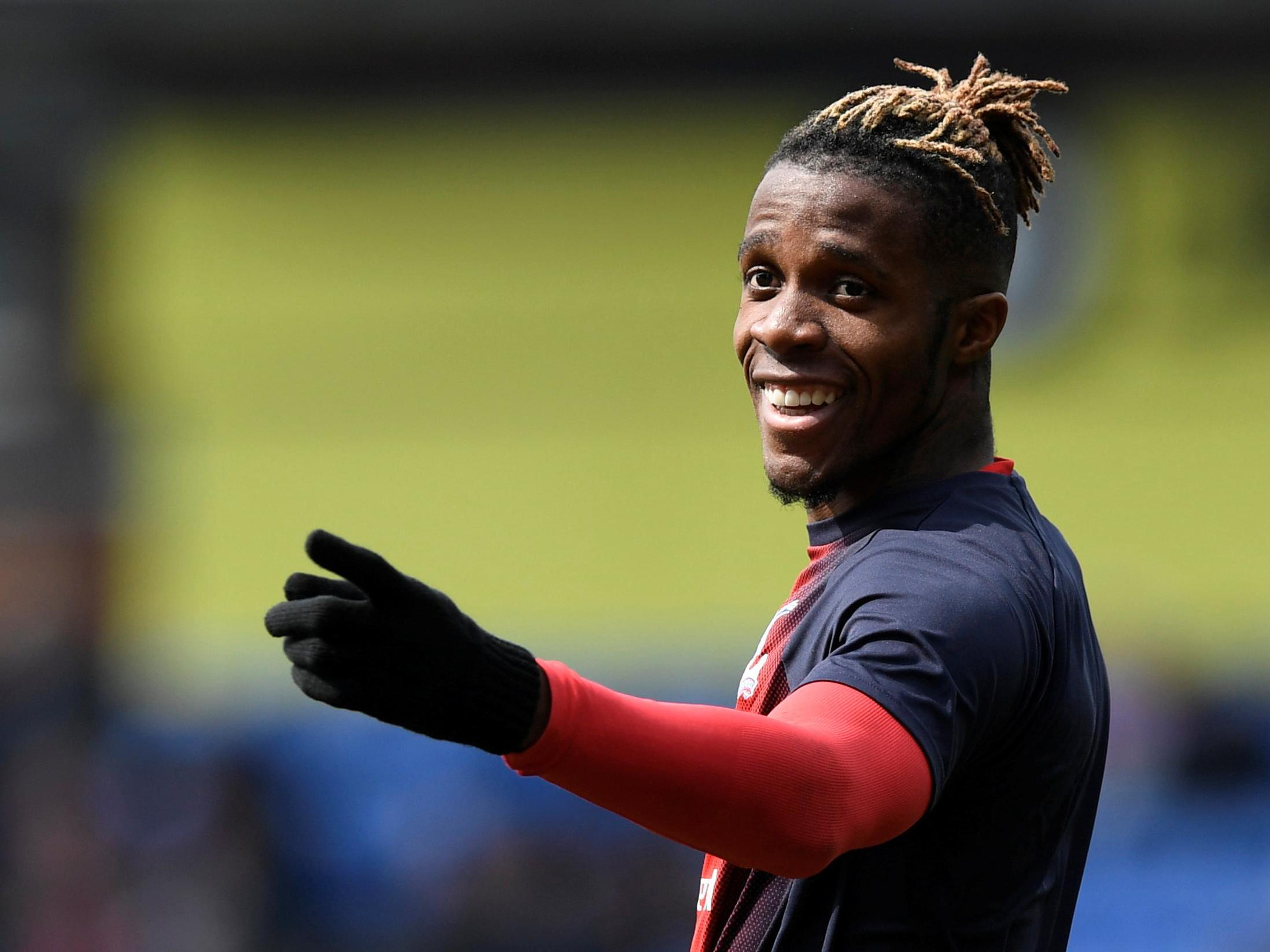 Wilfried Zaha transfer news: Arsenal up offer as Crystal Palace remain resolute over £80m valuation