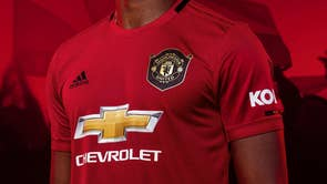 Manchester United New Kit Paul Pogba Fronts New Adidas 2019 20 Home Shirt Release Inspired By 1999 Treble The Independent The Independent