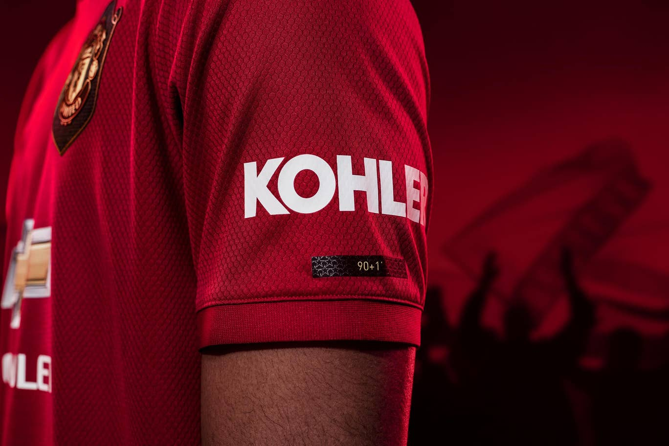 Home Kit Manchester United Musim Depan Peringati Treble 20
