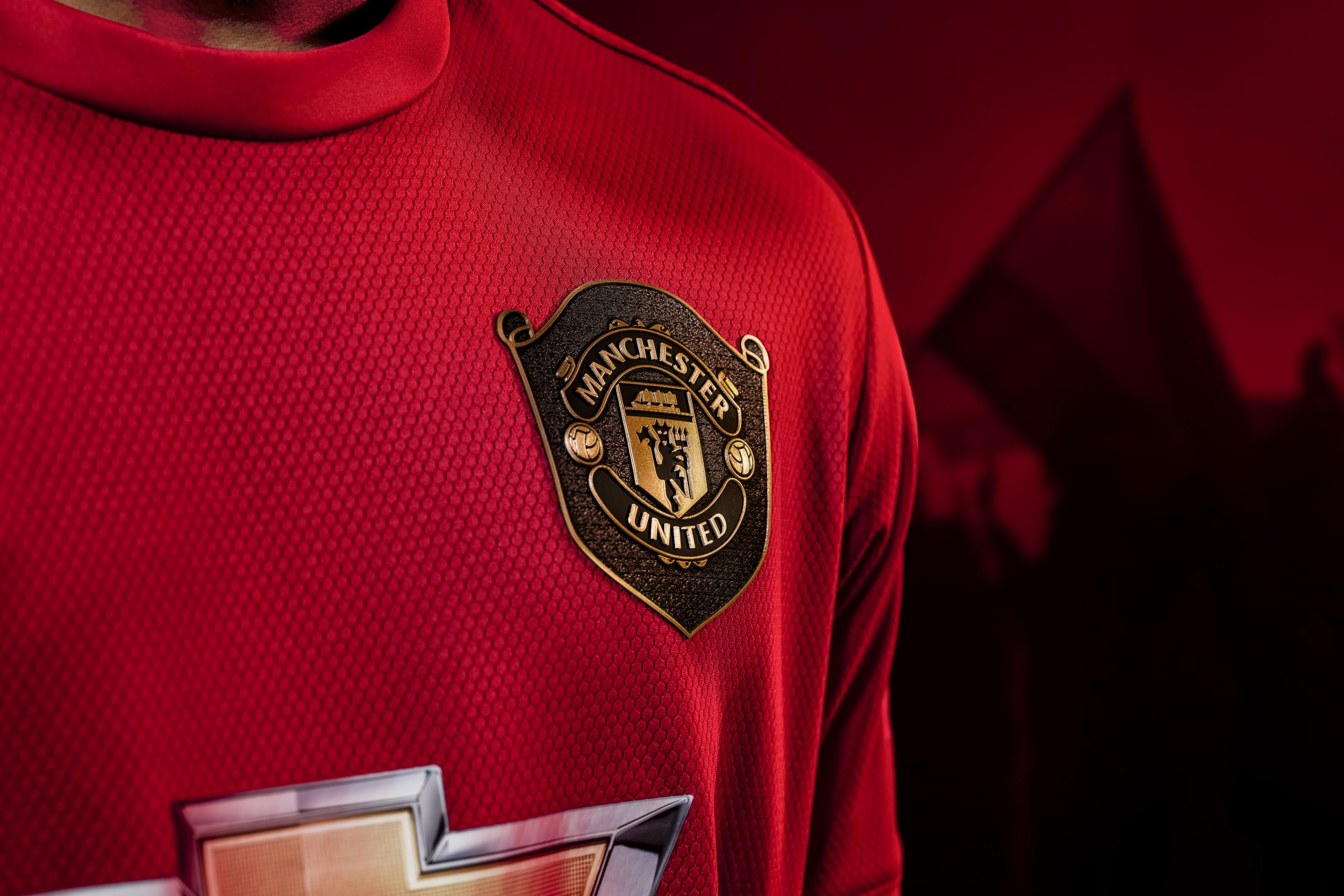 46f065fca Manchester United new kit: Paul Pogba fronts new Adidas 2019/20 home ...