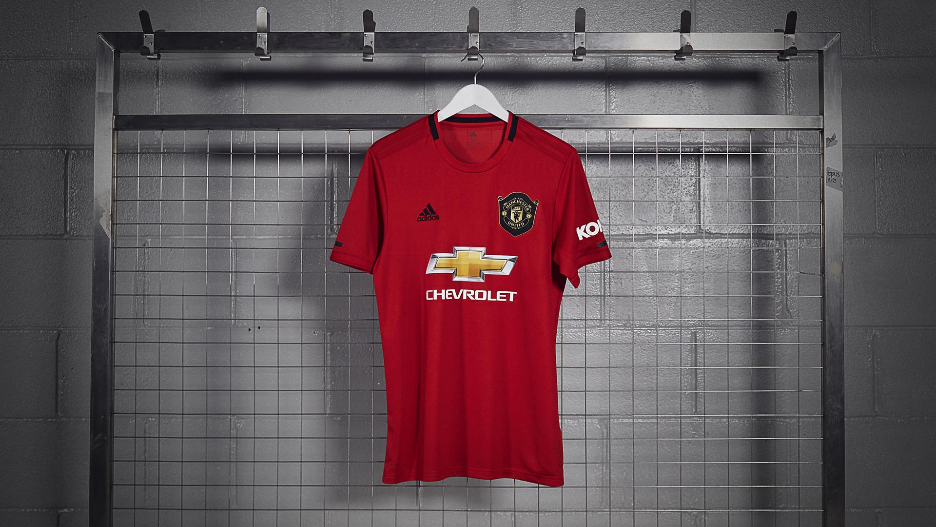 Manchester United new kit: Paul Pogba fronts new Adidas 2019