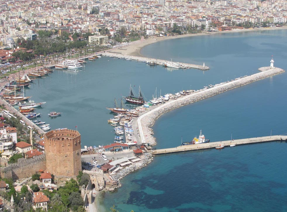 Demand for resorts such as Antalya in Turkey remains strong
