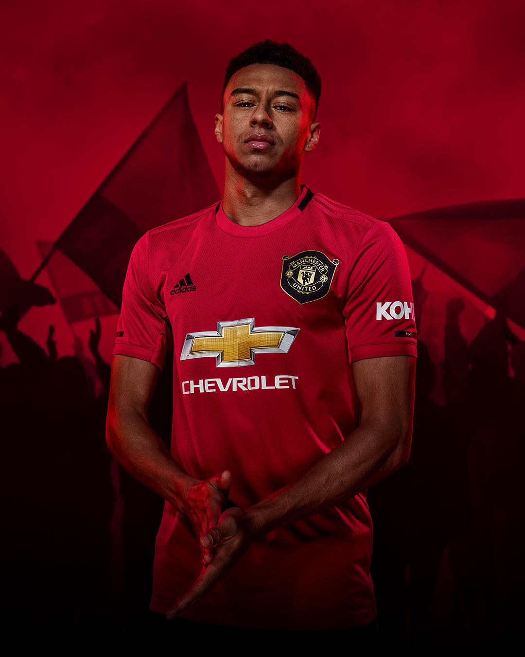 new product d6e76 05261 Manchester United new kit: Paul Pogba fronts new Adidas 2019 ...
