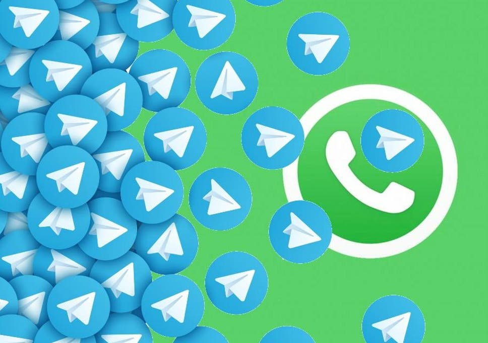 WhatsApp will never be safe': Telegram boss attacks Facebook-owned