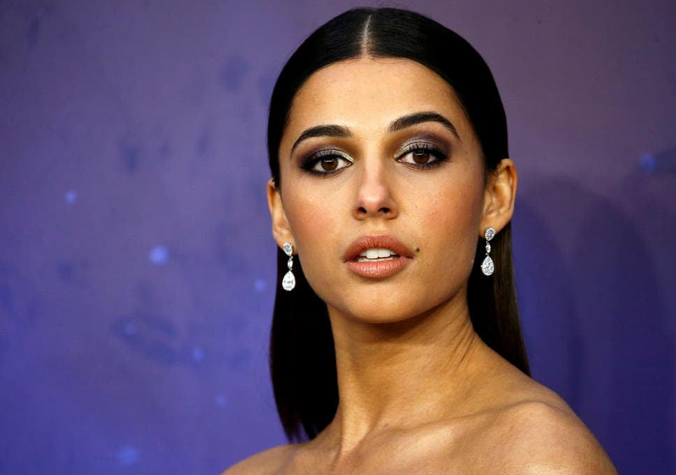 Aladdin star Naomi Scott: 'For women, a lot of the time we