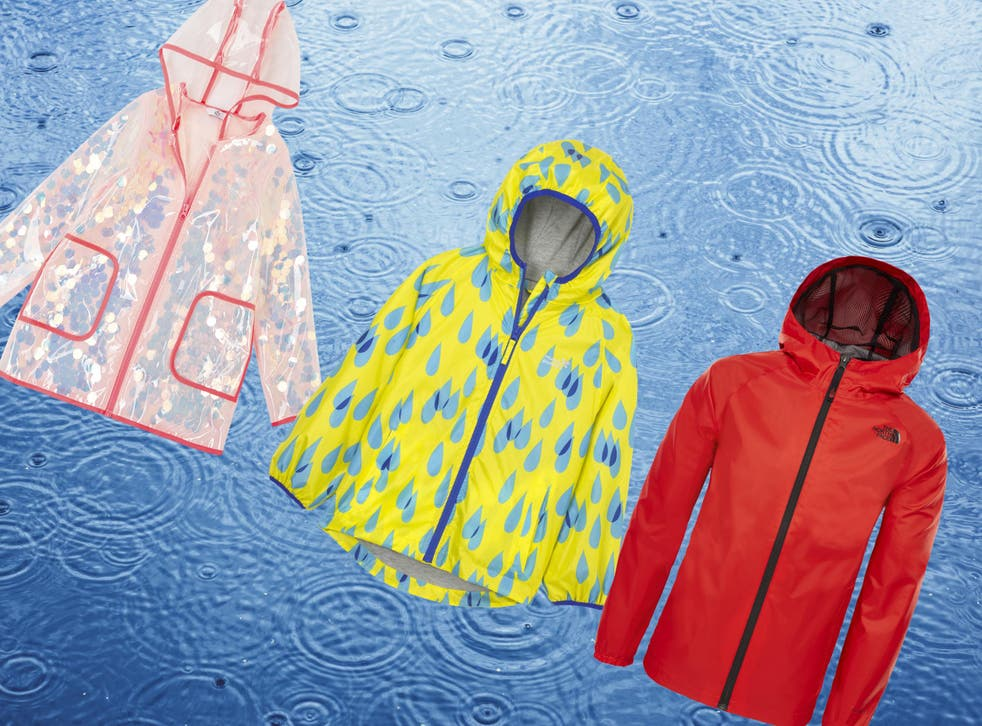 Our little testers jumped in plenty of puddles to find you coats that really are weatherproof