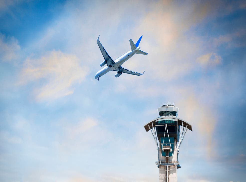 Air traffic control-related delays have increased