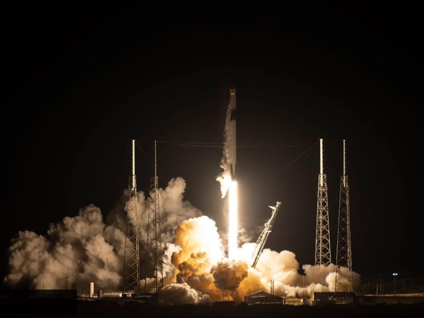 SpaceX launch: Watch live stream as Elon Musk sends internet
