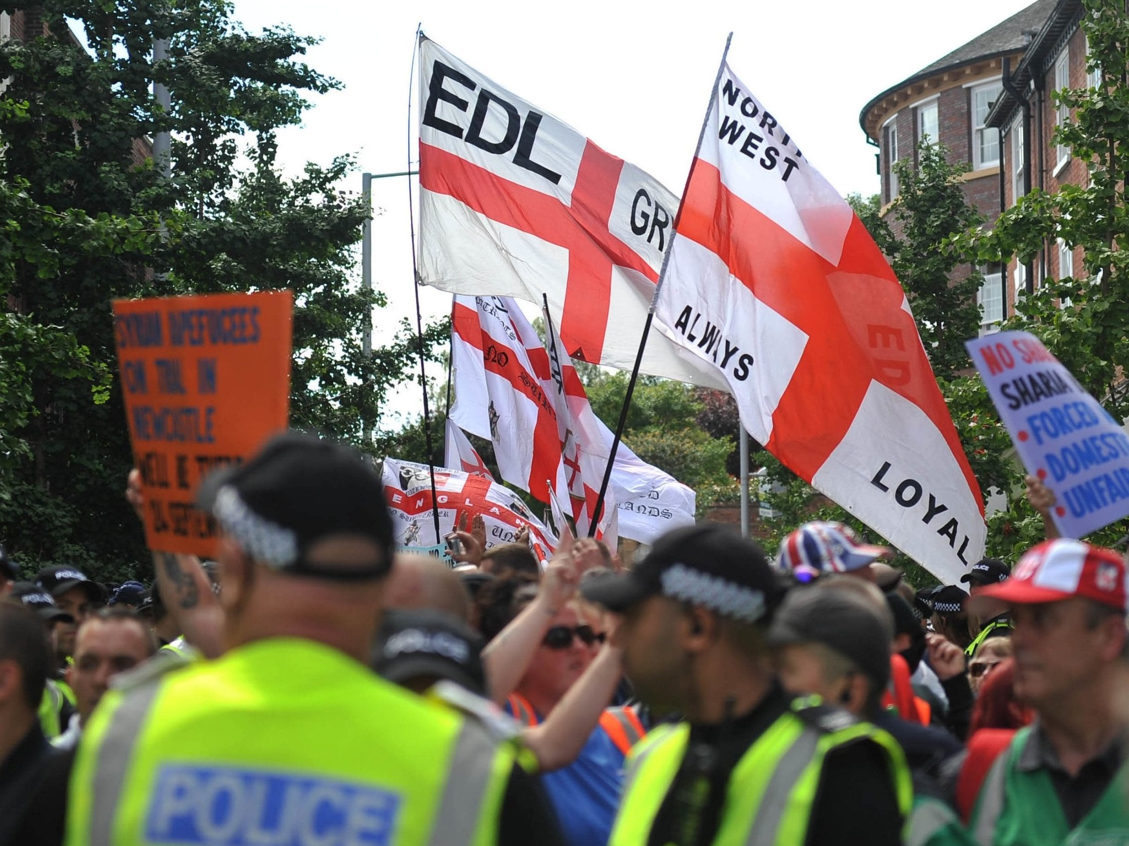 Britons believe far-right groups a greater threat to society than Is…