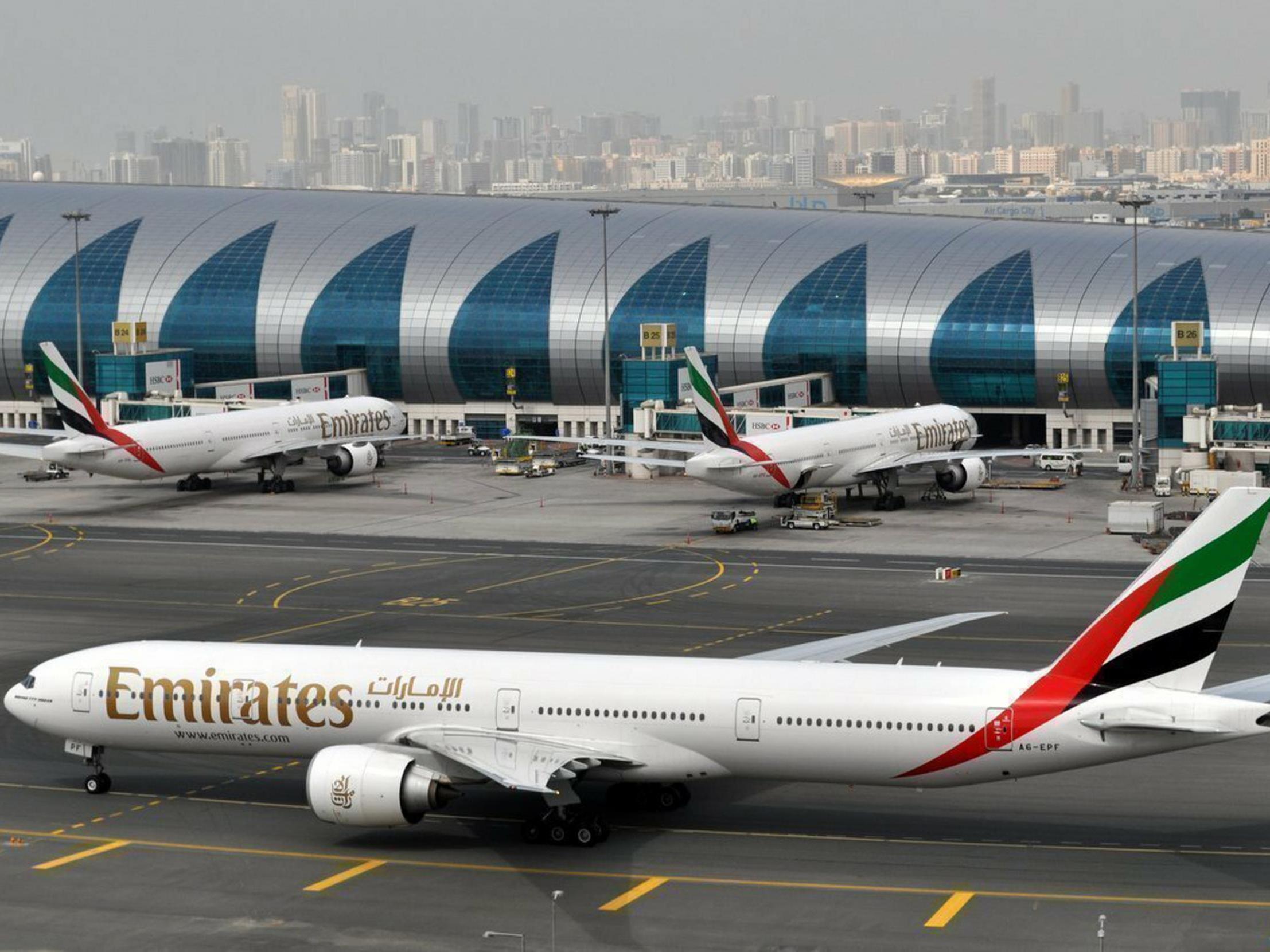 Dubai International Airport - latest news, breaking stories