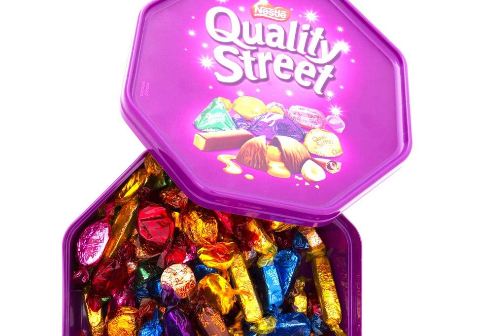 Quality Street Replaces Toffee Deluxe With New Chocolate