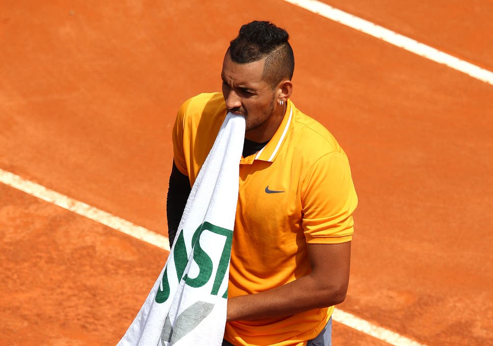 85d6b513026504 Roger Federer doesn t think Nick Kyrgios should be suspended for ...