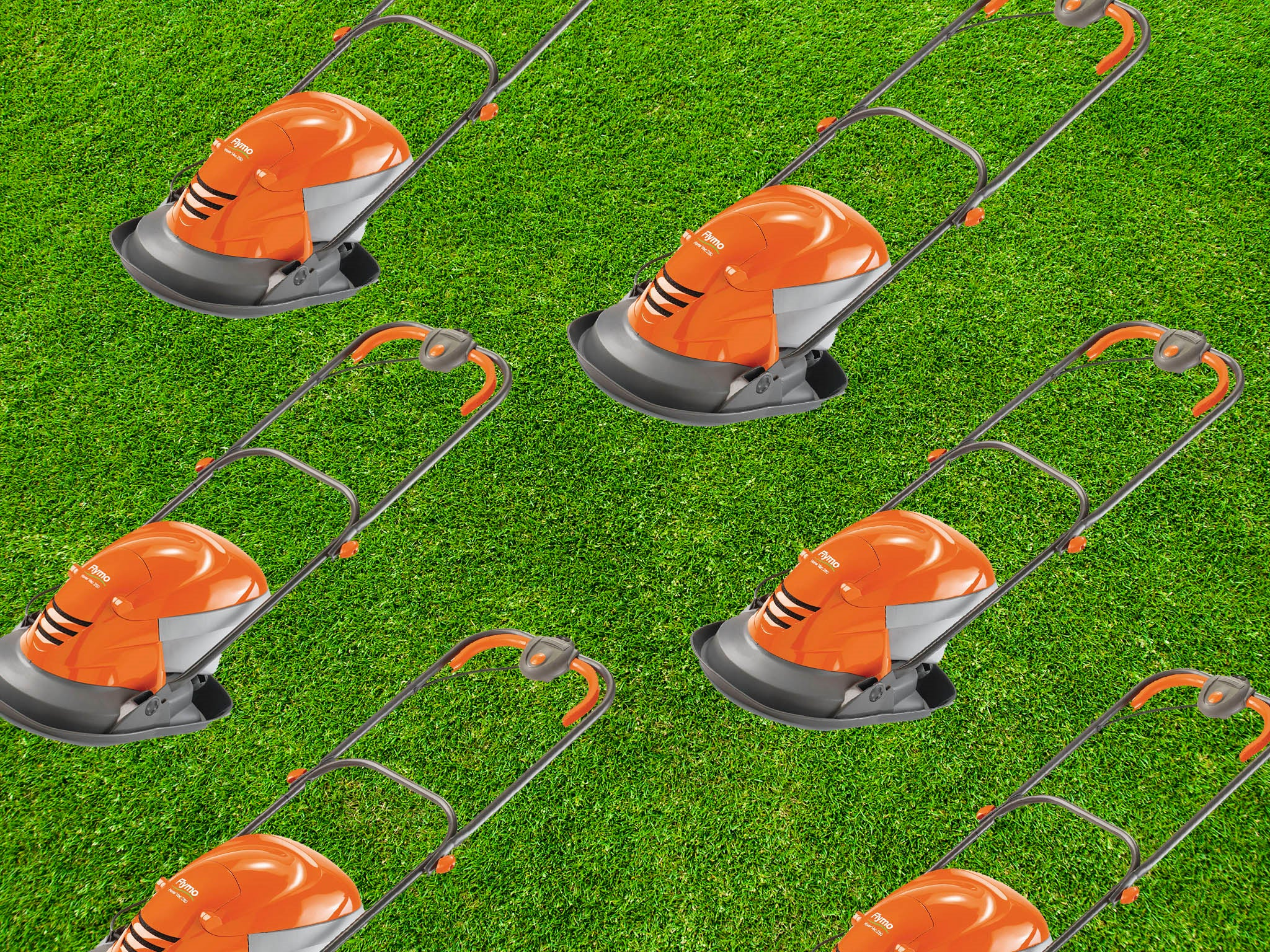 Best Lawn Mower For Your Garden Cordless Petrol Rotary