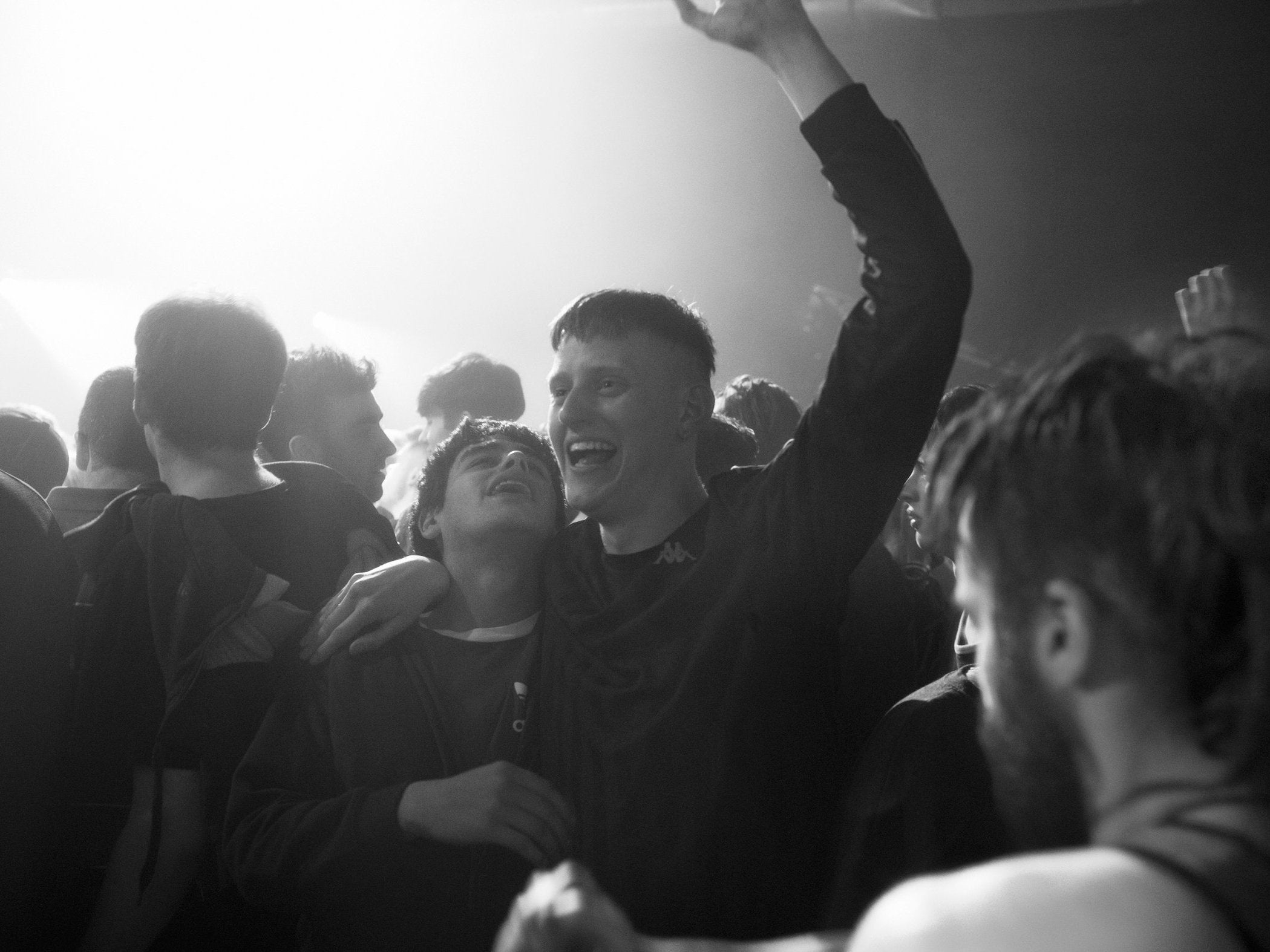 Beats: Behind the scenes of the riotous Glaswegian film's 1,500
