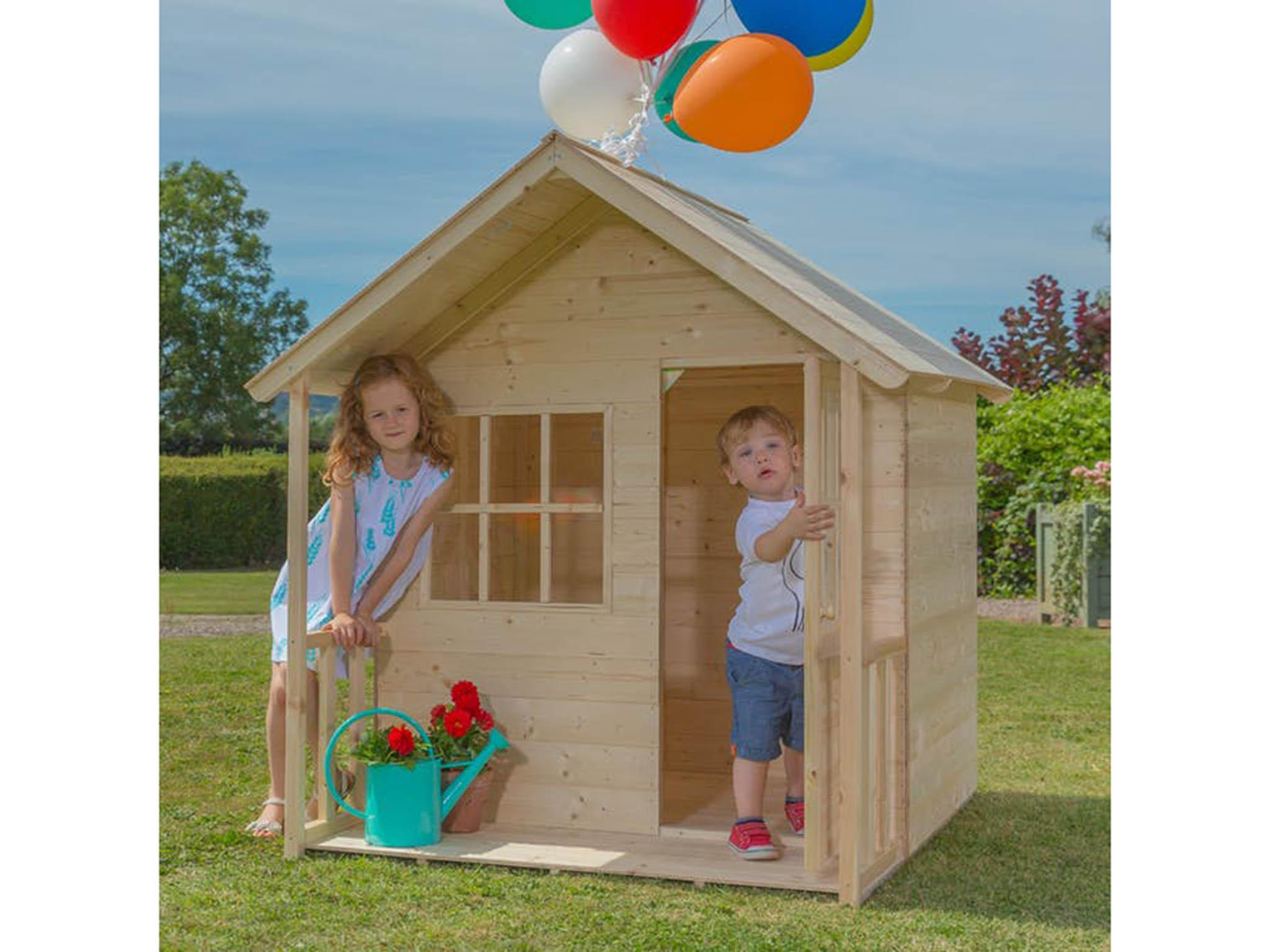 Best Kids Playhouse Teepees Cabins And Cottages That Are Easy To