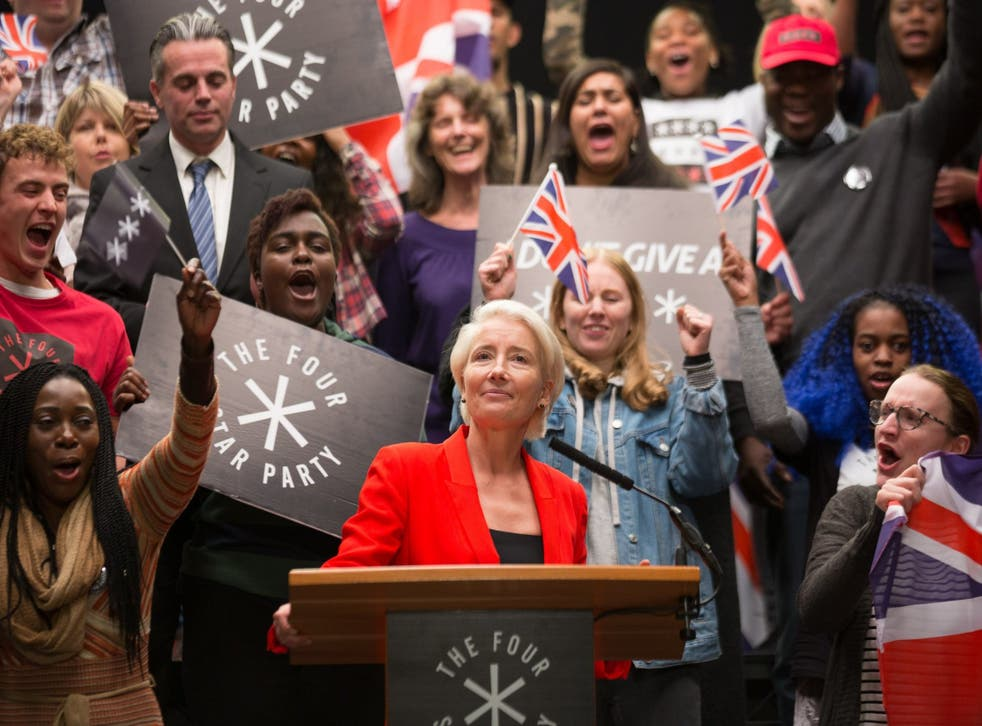 Russell T Davies's 'Years and Years' prompted a timely question