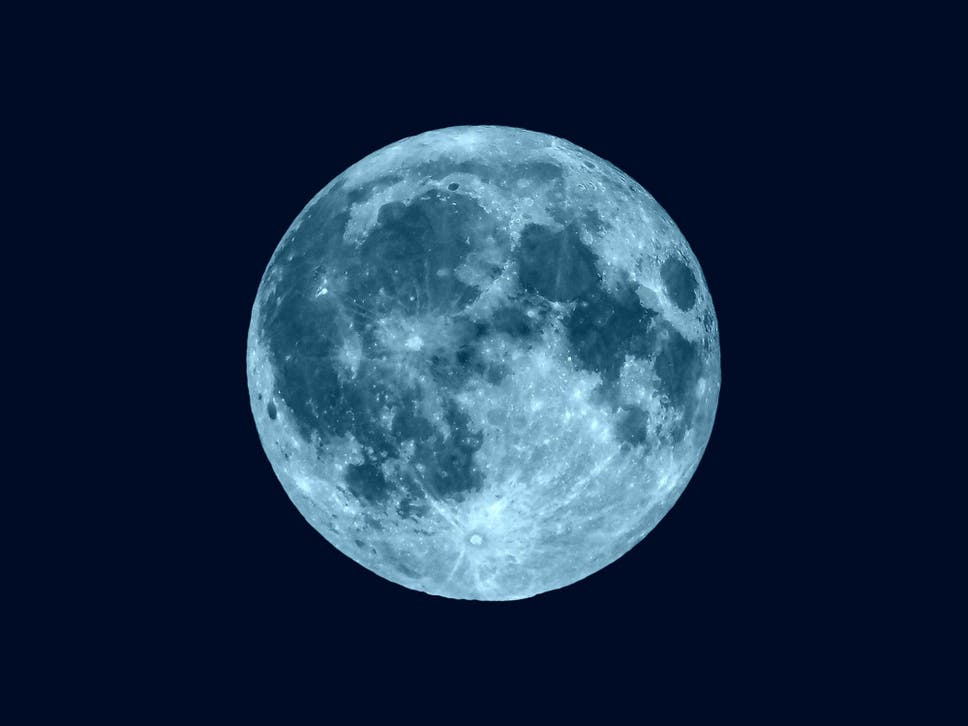May's Full Flower Moon Saturday Is, Somehow, a Blue Moon. Here's Why
