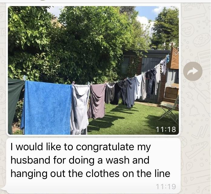 Feminism: Even in 2019, my mums' WhatsApp group chat can