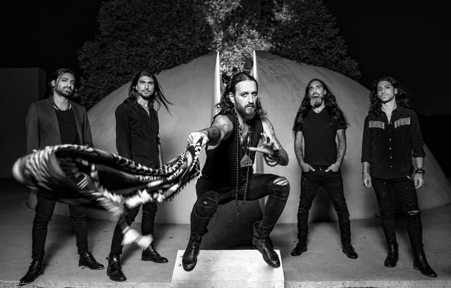Israeli metal band Orphaned Land