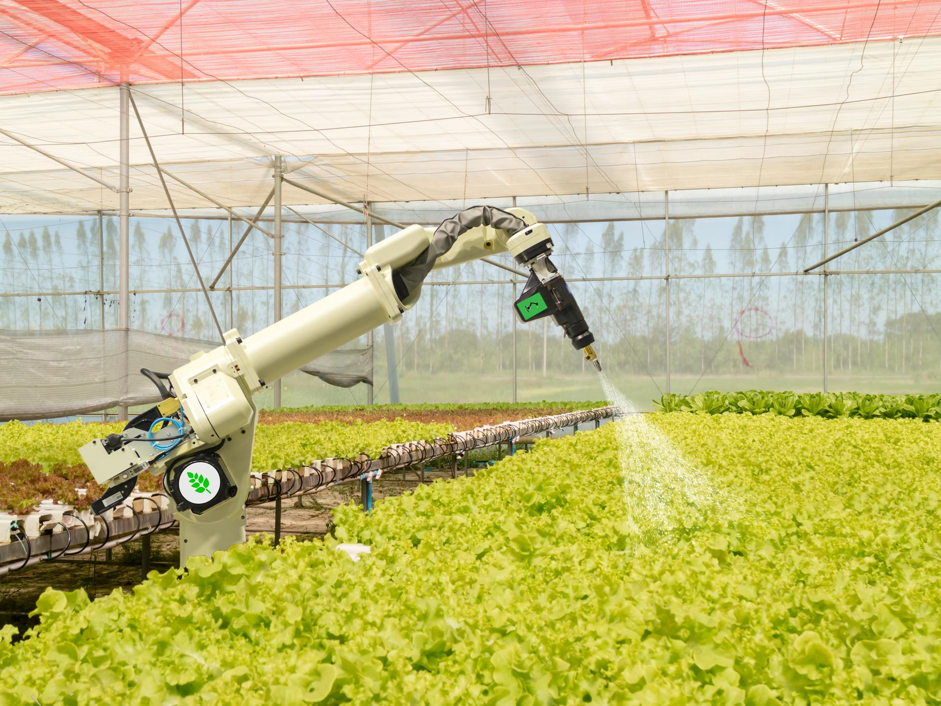Robots take over farms faster than expected through autonomous equipment start-ups
