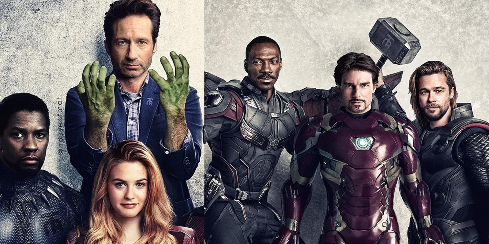 Avengers fan reimagines what Marvel movies would have looked like if they were made in the 90s