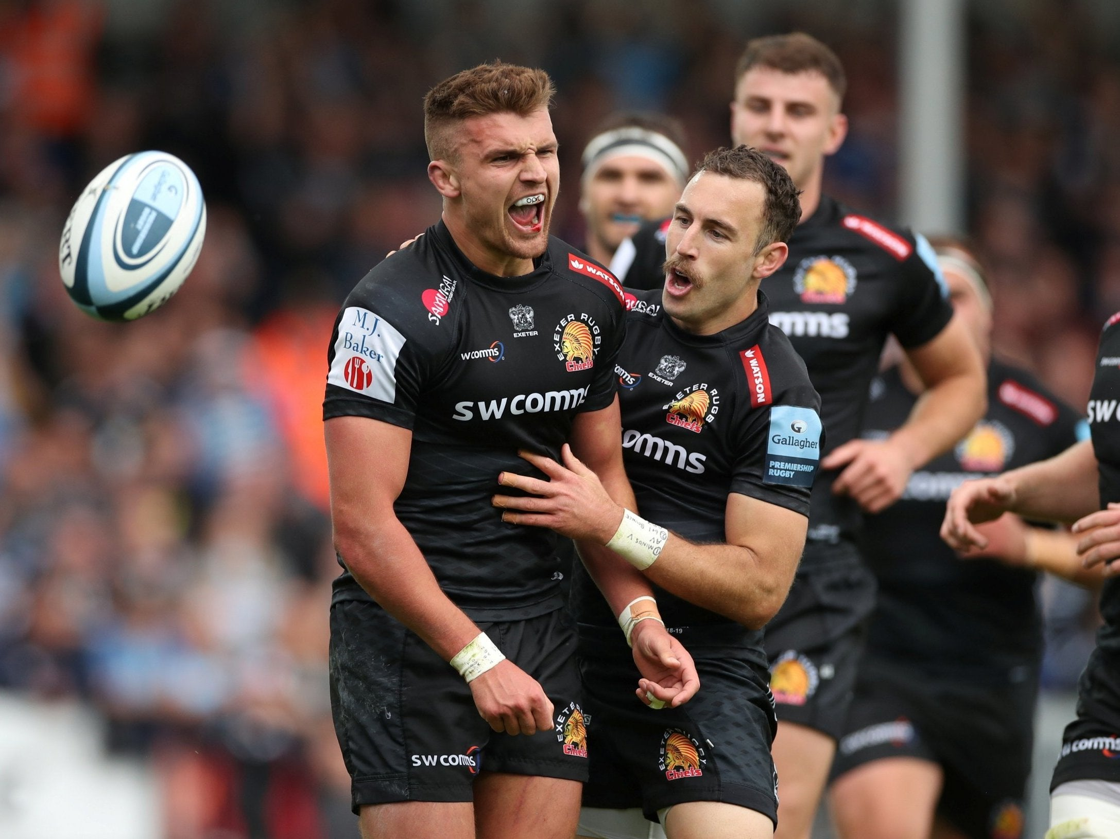 Gallagher Premiership: Exeter and Northampton brace for quickfire rematch as Bath pip Sale to sixth