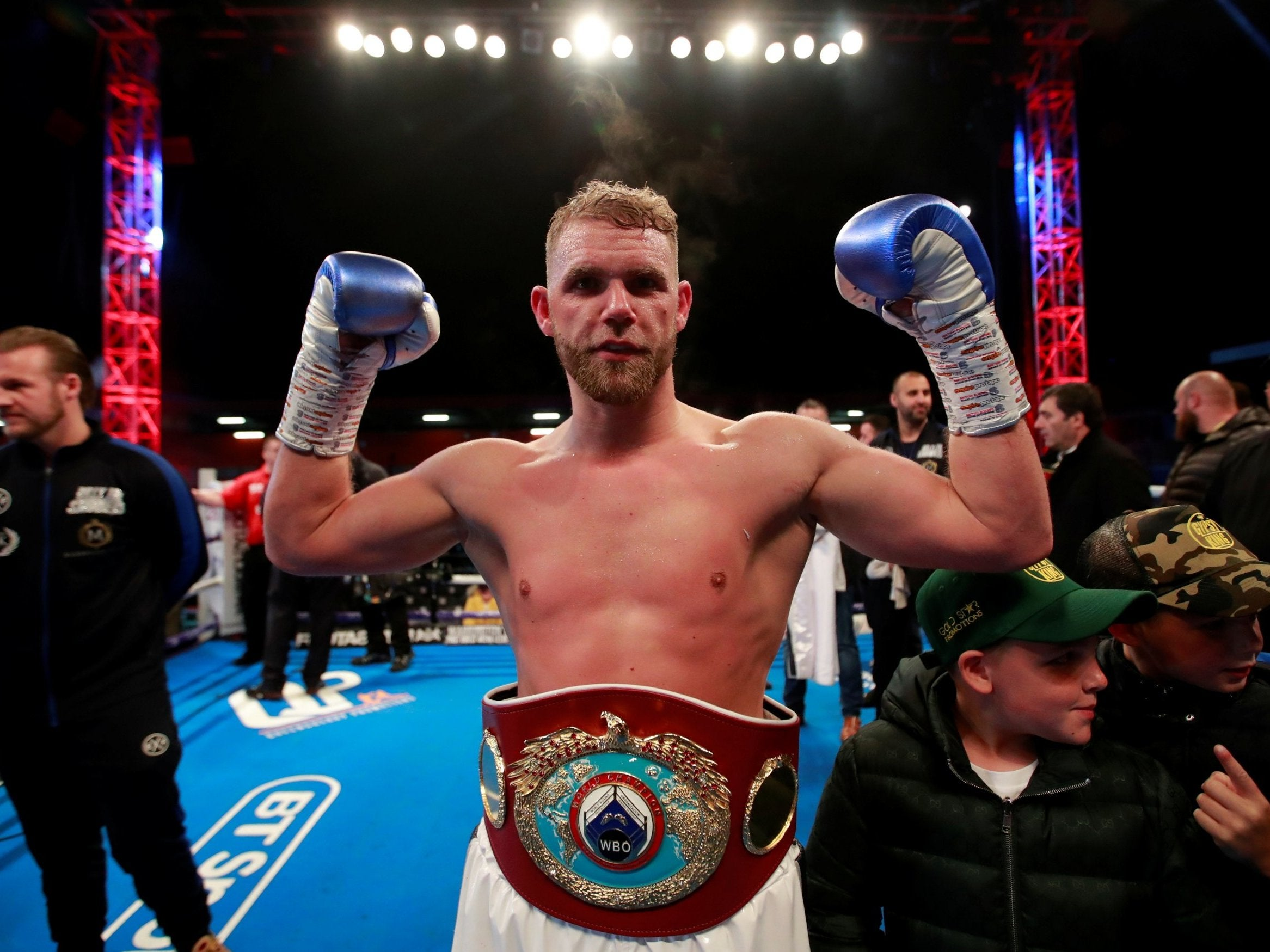 Saturday night's boxing bonanza brought out the best in Billy Joe Saunders and Josh Taylor but Naoya Inoue stole the show