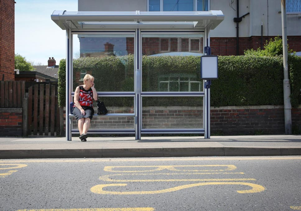 Council left red-faced after £6,000 bus shelter built on road with